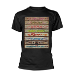 Marvel Guardians Of The Galaxy Vol 2 T-shirt Cassette Stack