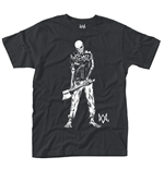 Watch Dogs 2 T-shirt Skeleton Logo