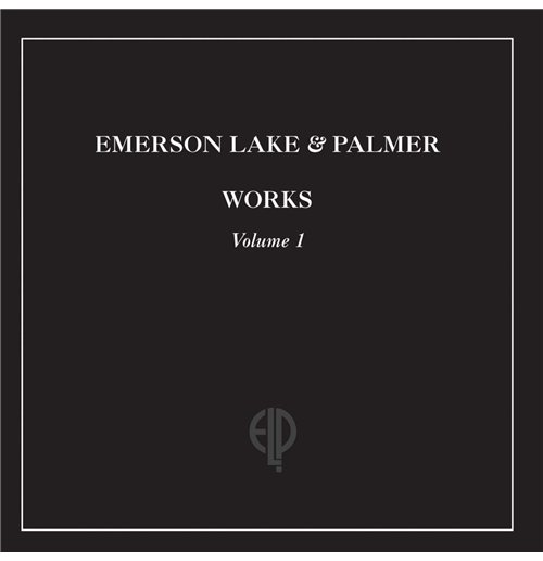 Vynil Emerson, Lake & Palmer - Works Volume 1 (2 Lp)
