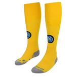 2017-2018 Napoli Kappa Away Socks (Yellow)