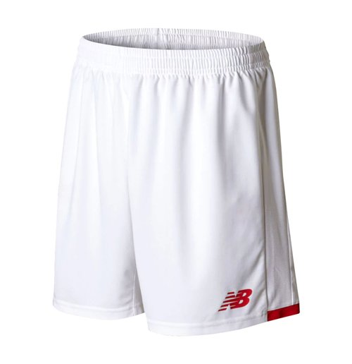 2017-2018 Seville Home Shorts (White)
