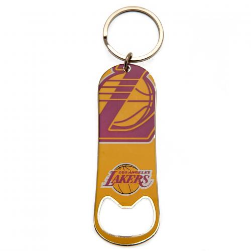 Los Angeles Lakers Bottle Opener Keychain