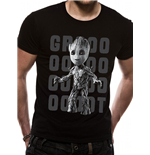 Guardians Of The Galaxy 2 - Groot Photo - Unisex T-shirt Black
