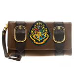 HARRY POTTER Hogwarts Satchel Fold Purse Multi-colour
