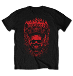 Hatebreed Men's Tee: Crown