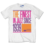 Blue Note Records Men's Tee: Finest Jazz