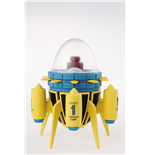 Dragonball Super Mega WCF Figure Capsule Corporation Time Machine 15 cm