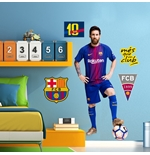 Barcelona Wall Stickers 274254
