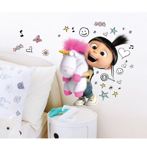 Despicable me - Minions Wall Stickers 274270