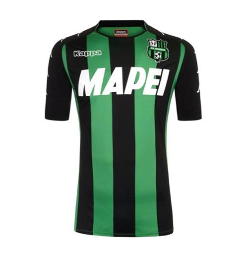 cfd20a34f1c5 Buy Official 2017-2018 Sassuolo Kappa Authentic Home Shirt