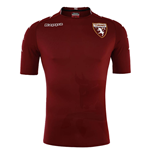 2017-2018 Torino Kappa Authentic Home Shirt