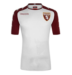2017-2018 Torino Kappa Authentic Away Shirt