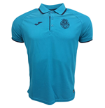 2017-2018 Villarreal Joma Polo Shirt (Blue)