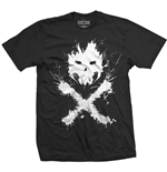 Marvel Comics Men's Tee: Captain America Civil War Crossbones Icon