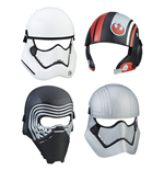 Star Wars Episode VIII Masks 2017 Wave 1 Assortment (6)