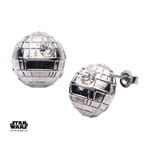 Star Wars Earrings Death Star