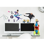 Despicable me - Minions Wall Stickers 274462