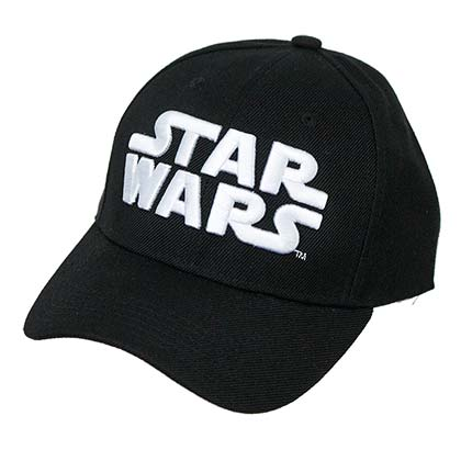 STAR WARS Logo Snapback Hat
