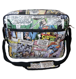 DC Comics Messenger Bag Superman Comic