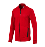 2017 Ferrari Puma Sweat Jacket (Red)