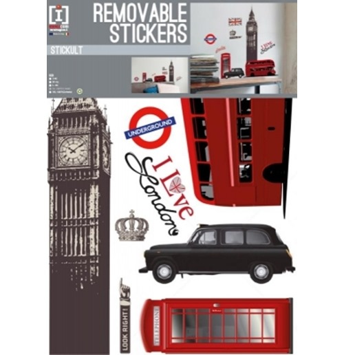 London Wall Stickers 274642
