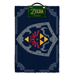 The Legend of Zelda Doormat - Hylian Shield