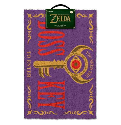 The Legend of Zelda Doormat 274708