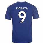 2017-18 Chelsea Home Shirt (Morata 9) - Kids