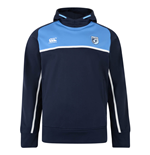 2017-2018 Cardiff Blues Rugby Thermal OTH Hoody (Peacot)