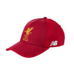 2017-2018 Liverpool Anniversary Cap (Red Pepper)