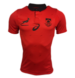 2017-2018 South Africa Springboks Alternate Test Rugby Shirt