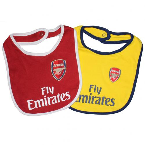 Arsenal F.C. 2 Pack Bibs DR