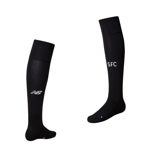 2017-2018 Seville Home Socks (Black)