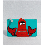 Disney by Danielle Nicole Clutch / Pouch Sebastian (The Little Mermaid)