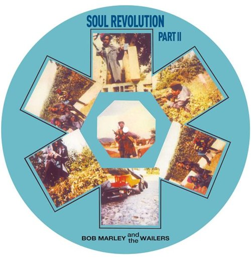 Vynil Bob Marley & The Wailers - Soul Revolution Part II