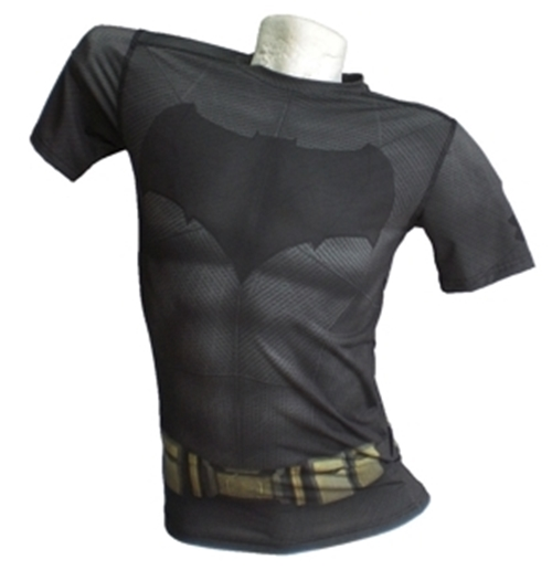 c6dcaa2a37a Official Batman Under Armour Thermal T-shirt  Buy Online on Offer