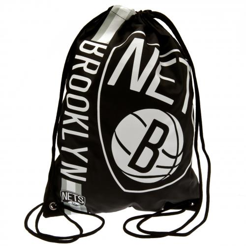 Brooklyn Nets Gym Bag CL