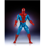 Marvel Comics Secret Wars Jumbo Kenner Action Figure Spider-Man 30 cm