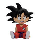 Dragon ball Mini Money Box - Son Goku Plastoy