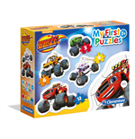 Blaze and the Monster Machines Puzzles 275212