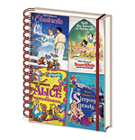 Princess Disney Notepad 275218