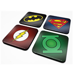 DC Comics Superheroes Coaster 275220