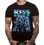 Kiss - Lightning - Unisex T-shirt Black