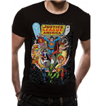 Justice League - Comic Cover - Unisex T-shirt Black