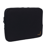 URBAN FACTORY Urban Protect Neoprene Laptop Sleeve for 12 to 13.3 Inch Devices, Black
