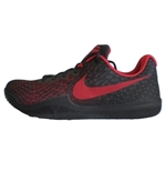 Kobe Bryant Instict Basketball shoes Black/Red