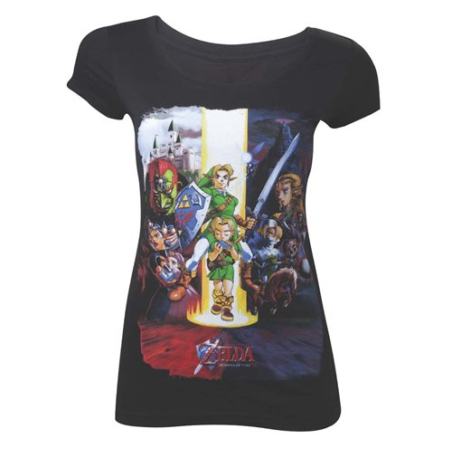 The Legend of Zelda T-shirt 275639