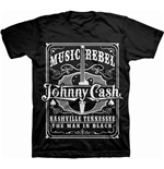 Johnny Cash T-shirt 275708