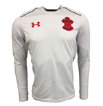 2017-2018 Southampton Long Sleeve Training Tee (Glacier Grey)