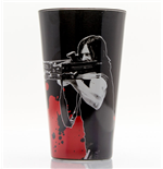The Walking Dead Glass - Daryl Black